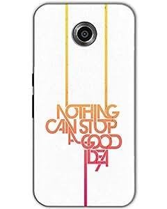 3d Nexus 6 Mobile Cover Case