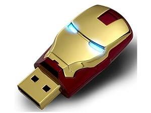 digi? HDE USB Flash Drive Disk 8 GB Shining Golden Bullet by Newdigi