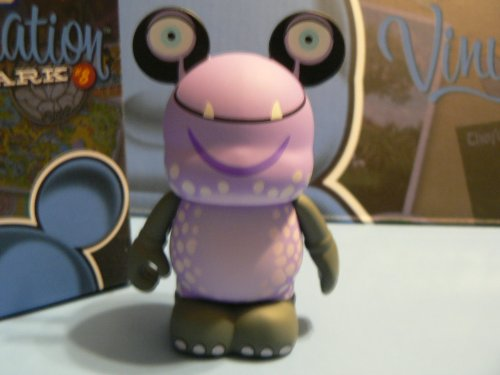"Disney Vinylmation Park 8 Monsters Inc. Laugh Floor 3"" inch Figure NEW LOOK - 1"