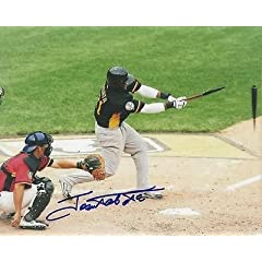 Buy Jose Tabata Signed 8x10 Photo Pirates by The Steel City Auctions Gallery