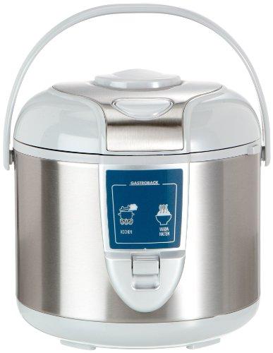 Gastroback-42507-Design-Reiskocher-Grau