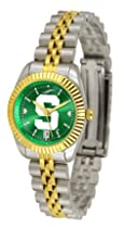 NCAA Michigan State Spartans Ladies Executive AnoChrome Watch