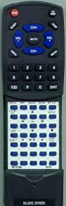 PHILIPS Replacement Remote Control for 996510012682, DVP5992, DVP599037, DVP5990