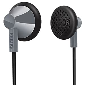 Amazon.com: Philips SHE2100GY/28 In-Ear Headphones - Gray: Electronics