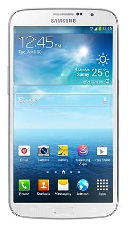 Samsung I9205 Galaxy Mega SIM-Free Smartphone - White (6.3-inch, 8GB)