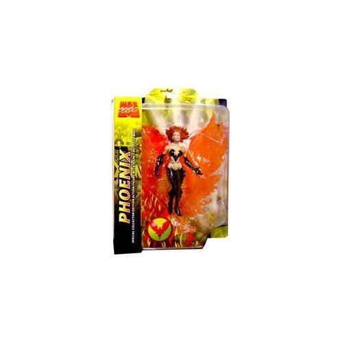 Picture of Diamond Select Marvel Select Phoenix Figure - Human Jean Grey New X-Men (B001S2SYK2) (X-Men Action Figures)
