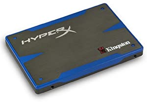 Kingston SH100S3 HyperX 240GB SSD (6,3 cm (2,5 Zoll), SATA) blau