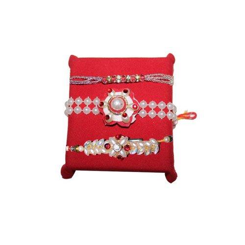 handicrunch-rakhi-set-with-haldirams-rasgulla-stunning-white-pearl-rakhis