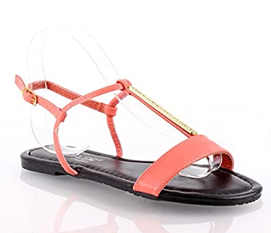 Original  Woman Sandals Heels Shoes Black Size 8M New Without Box  EBay