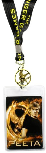 The Hunger Games Movie Lanyard