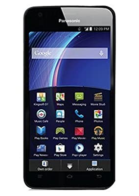 Panasonic Eluga U (Black, 16 GB)