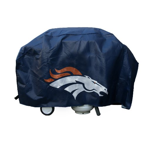 NFL Denver Broncos Deluxe 68-inch Grill Cover