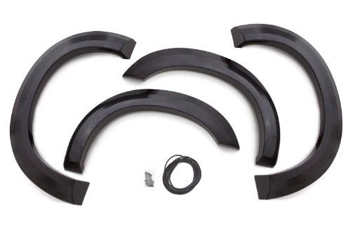 Lund EX203S Extra Wide Style Fender Flare Set Fits Ram 1500 Ram 2500 Ram 3500