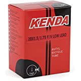 Kenda Bicycle Tube - 32mm Presta Valve - 20 x 1.5/1.75 - Low Lead