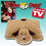 Pillow Pets Puppy Decorative Pillow - Brown