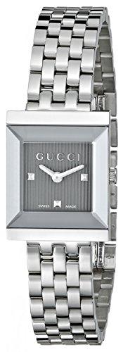 Gucci Gucci Women's YA128403 G Frame Timeless Modern Square Shape Watch