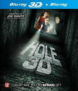 The Hole ( 2009 ) (3D) [ Blu-Ray, Reg.A/B/C Import - Netherlands ]