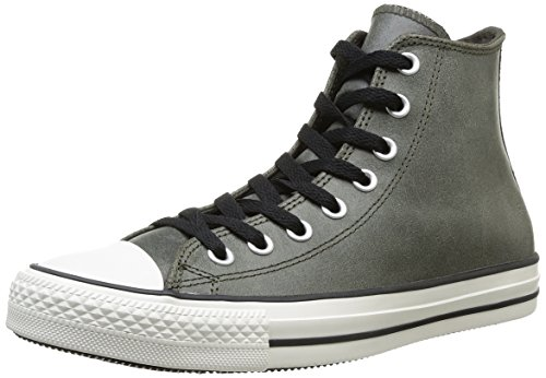 Converse Unisex Chuck Taylor All Star Vintage Leather Hi Pineneedle Basketball Shoe 11 Men US
