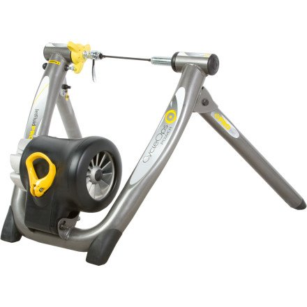 CycleOps JetFluid Pro Trainer One Color, One 