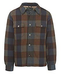 Woolrich Men\'s Charley Jacket, Trail Brown, XX-Large