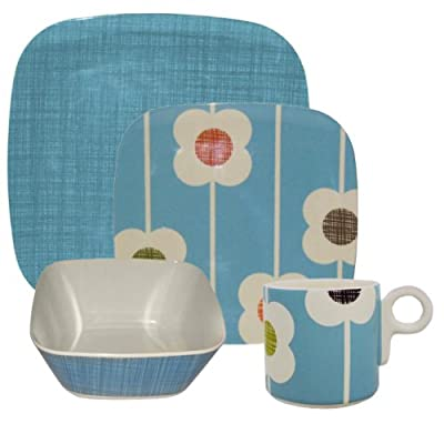 Orla Kiely Sky Abicus Flower Collection : Target
