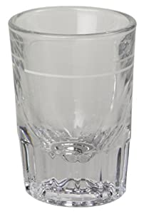 Espresso Supply 2-Ounce Shot Glass by Espresso Supply