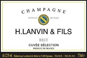 H. Lanvin & Fils BRUT - CUVEE SELECTION