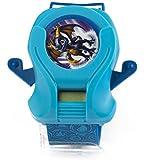 Skylanders Giants - SKY32 - Montre Enfant - Quartz Digital - Bracelet Plastique Multicolore