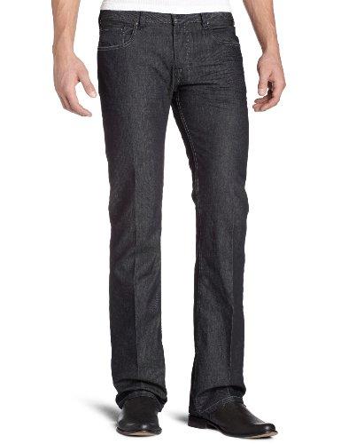Diesel Men's Zatiny Slim Micro Bootcut Leg Jean 0088Z by Diesel