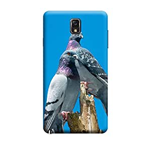 iShell Premium Printed Mobile Back Case Cover With Full protection For Samsung Note 3 (Designer Case)