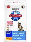 Hill's Feline Mature Adult Senior 7 + Chicken Dry Mix 10 kg
