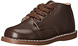 FootMates Baby Boy\'s Todd 3 (Infant/Toddler) Brown Oxford 4 Toddler M/W