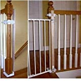 KidCo, Inc Stairway Gate Installation Kit (K12) by KidCo