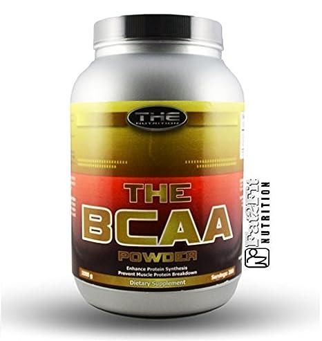 BCAA 1000g Pulver - Die preiswerte Alternative