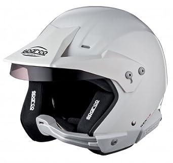 Sparco - Casque Wtx-J-5I Blanc L