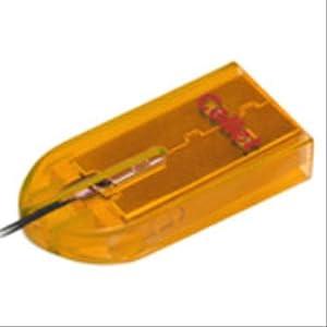 Cellet Super Small Orange USB microSD Reader (for microSD/microSDHC card only)