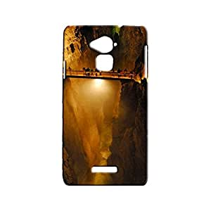 BLUEDIO Designer Printed Back case cover for Coolpad Note 3 - G5081
