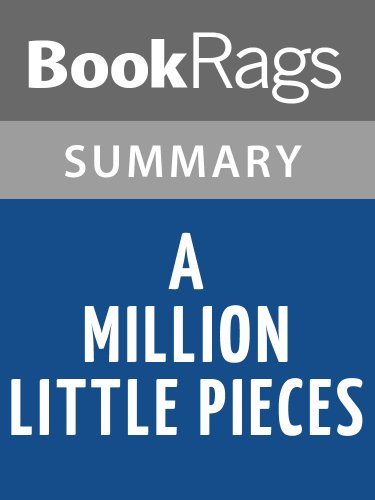 a million little pieces essay Read this literature essay and over 88,000 other research documents a million little pieces a million little pieces, by james frey, is an autobiography james wakes up on a plane one morning, not aware.