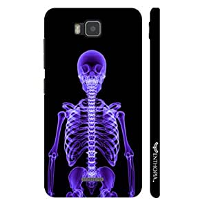 Huawei Y560 X-Ray Yourself designer mobile hard shell case by Enthopia