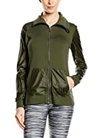 Under Armour Chaqueta Deporte Studio Essential (Verde)