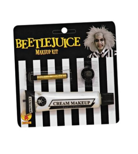 Officially Licensed Beetlejuice Makeup Kit