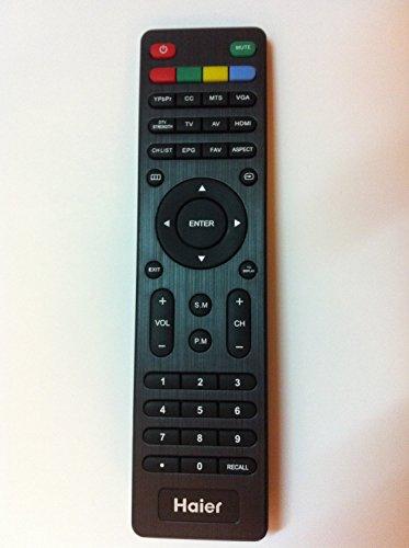 New Haier Lcd Led Remote Control For Le19B13200 Le26B13200 Le32B13200 Le32C2320 Mhav4601-K3 Le22B13800 Le24B13800 Le22C2380 Le24C2380 Mhav4601-K7 Le46F2380 Le19B13200 Msav2902Y-K6 Msav2905Y-K6 Msav2908Y-K6 Msav3201Y-K6 Msav3202Y-K6 Msav3205Y-K6 Le39F2280