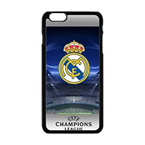 Amazon.com: HUAH Real Madrid Logo Cell Phone Case for Iphone 6 Plus