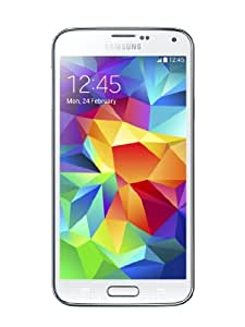 "Samsung Galaxy S5 - Smartphone libre Android (pantalla 5.1"", cámara 16 Mp, 16 GB, Quad-Core 2.5 GHz, 2 GB RAM), blanco"