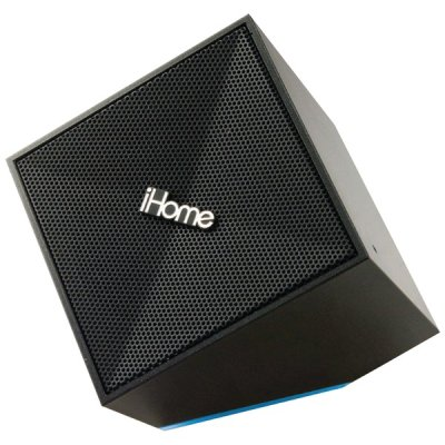 Ihome Idm11B Rechargeable Portable Bluetooth(R) Speaker With Speakerphone For Ipad(R)/Iphone(R) Android(Tm) & Bluetooth(R) Devices
