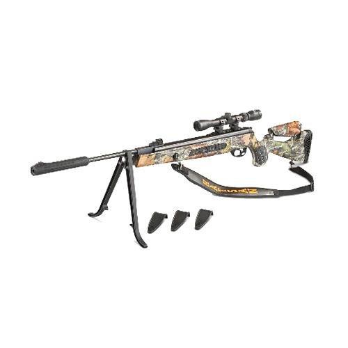 Amazon.com : Hatsan 125 Sniper Air Rifle Combo, Camo air rifle : Airsoft Rifles