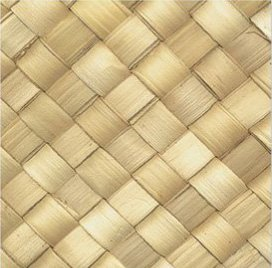 Hawaiian Woven Lauhala Gift Wrap Paper 2 Rolls 15 00