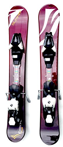 Summit Easy Rider 79cm Skiboards Skiblades Snowblades with Salomon L7 Release Bindings 2016