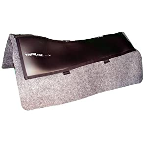 ThinLine Ultra Western Felt Liner Saddle Pad