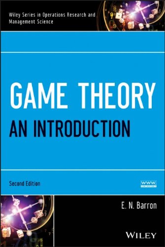 Game Theory: An Introduction (Wiley Series in